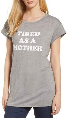 Caslon Off-Duty Mother Tee