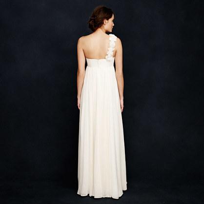J.Crew Carys gown