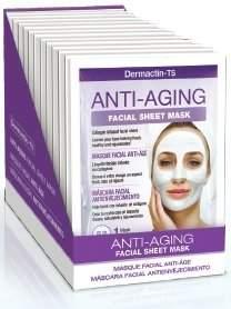 Dermactin-TS Facial Sheet Mask Anti-Aging