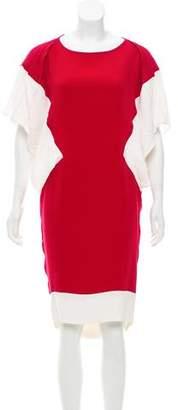 Ohne Titel Short Sleeve Midi Dress