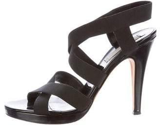 Michael Kors Elastic Caged Sandals