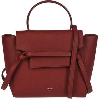 Celine Nano Belt Shoulder Bag