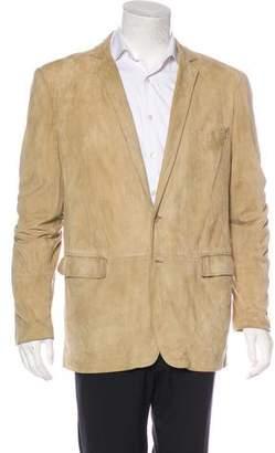 Dolce & Gabbana Suede Sport Coat