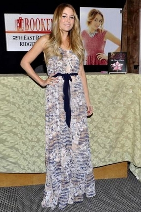Heartloom Anthea Maxi Dress in Buff