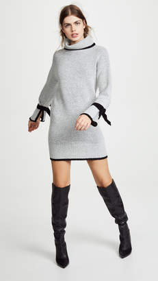 J.o.a. Turtleneck Sweater Dress