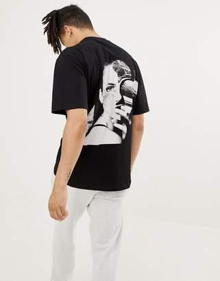 Fossil Systvm Back Print T-Shirt