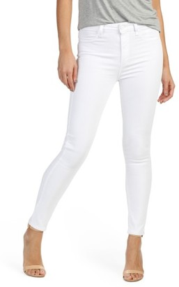 Women's Paige Margot High Waist Ankle Jeans $189 thestylecure.com
