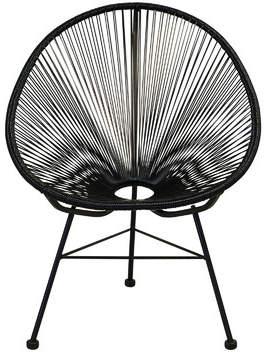 Bronx Ivy Bradley Papasan Chair