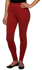 Women with Control Petite Fit Pull-On KnitLeggings