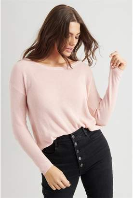Garage Off-The-Shoulder Sweater - FINAL SALE