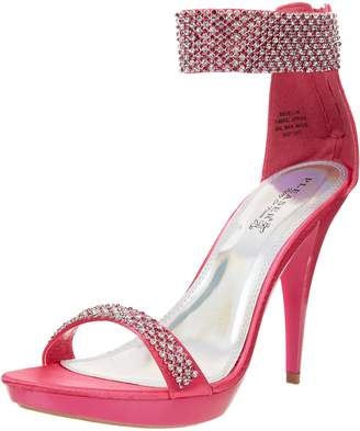 Pleaser USA Women's Revel-16 FSSA Ankle-Strap Sandal