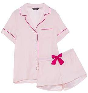 Three J NYC Silk Pajama Set