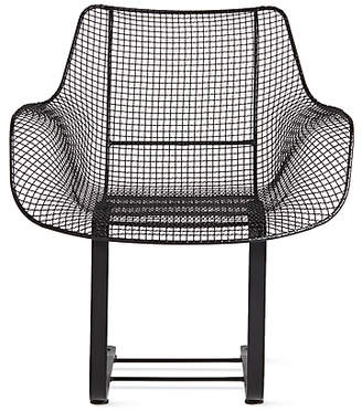 Design Within Reach Sculptura Spring Occasional Chair, Black