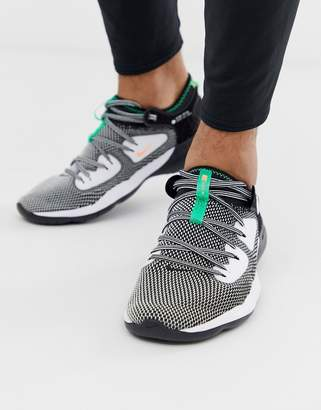 Nike Running Flex 2019 sneakers in white