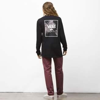 Print Box Long Sleeve T-Shirt