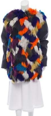 Marni Alpaca and Virgin Wool Tunic w/ Tags