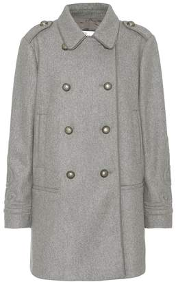 RED Valentino Wool-blend coat