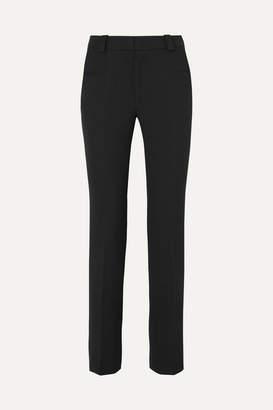 Roland Mouret Lacerta Stretch-crepe Slim-leg Pants - Black