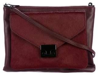 Loeffler Randall Double Pouch Crossbody Bag