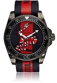 Gucci Men's Dive Watch - Navy