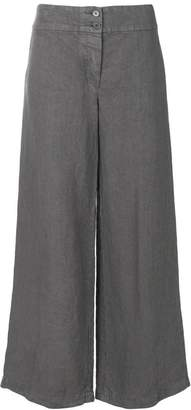 Aspesi wide leg cropped trousers