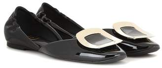 Roger Vivier Patent leather ballerinas