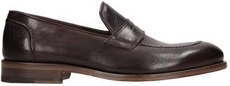 J. Wilton Browne Leather Loafers