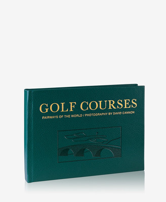 GiGi New York Golf Courses: Fairways of the World, Traditional Leather
