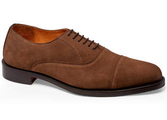 Carlos by Carlos Santana Woodstock Suede Oxford Men Shoes