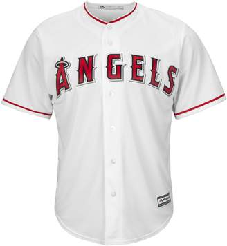 Majestic Men's Los Angeles Angels of Anaheim Cool Base Replica MLB Jersey
