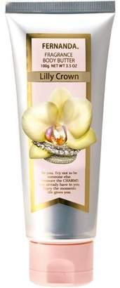 Butter Shoes FERNANDA(フェルナンダ) Body Lilly Crown (ボディ バター リリークラウン)