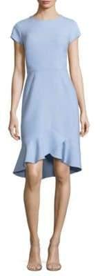 Shoshanna Aliza Ruffle Dress
