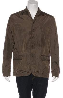 Rag & Bone Lightweight Mock Neck Jacket