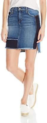 Joe's Jeans Women's High Rise Pencil Skirt