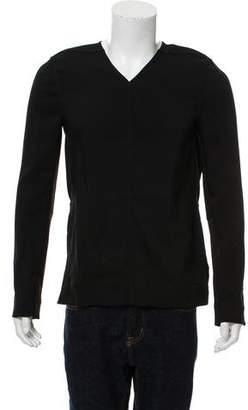 Rick Owens Woven Wool Sweater w/ Tags