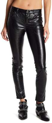 Blank NYC BLANKNYC Denim Skinny Classique Faux Leather Pants