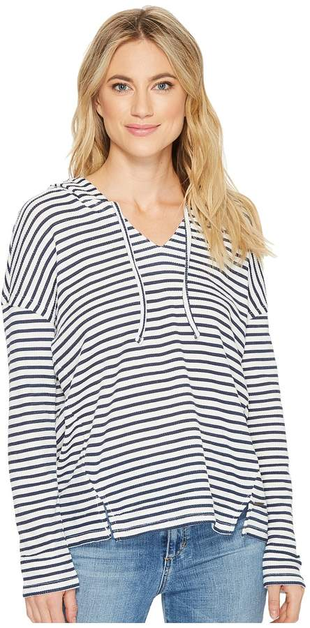 Roxy - Wanted and Wild 2 Striped Knit Top Women's Clothing