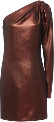 Victoria Beckham Victoria One Shoulder Twist Dress