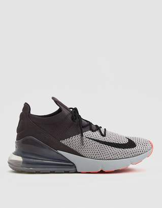 Nike 270 Flyknit Sneaker in Atmosphere Grey