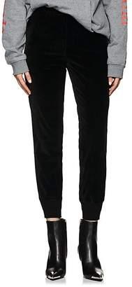 VIS A VIS Women's Corduroy Jogger Pants