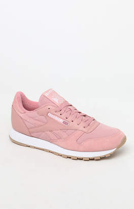 Reebok Classic Leather ESTL Pink Shoes