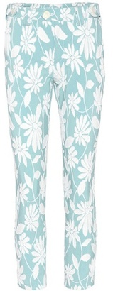 Exclusive to mytheresa.com – jacquard trousers