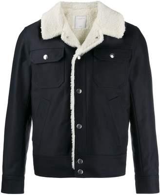 Paris shearling jacket