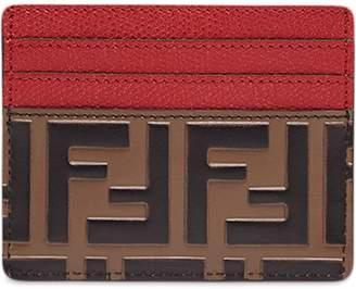 Fendi FF logo cardholder