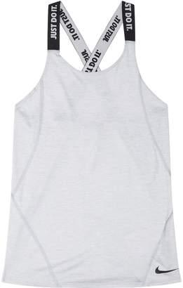 Nike Slogan Strap Tank Top