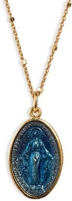 Argentovivo Guadalupe Pendant Necklace