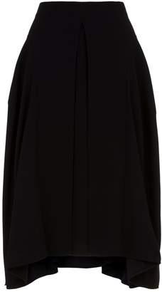 Chloé Pleated Front Skirt