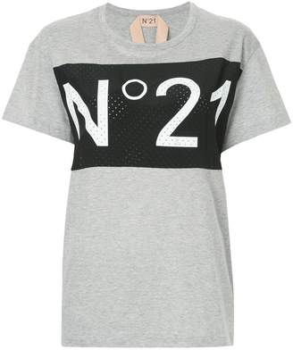 No.21 プリントTシャツ