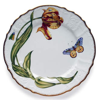 Anna Weatherley Old Master Tulips Dinner Plate