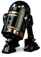 Disney R2-Q5 Sixth Scale Figure by Sideshow Collectibles - Star Wars